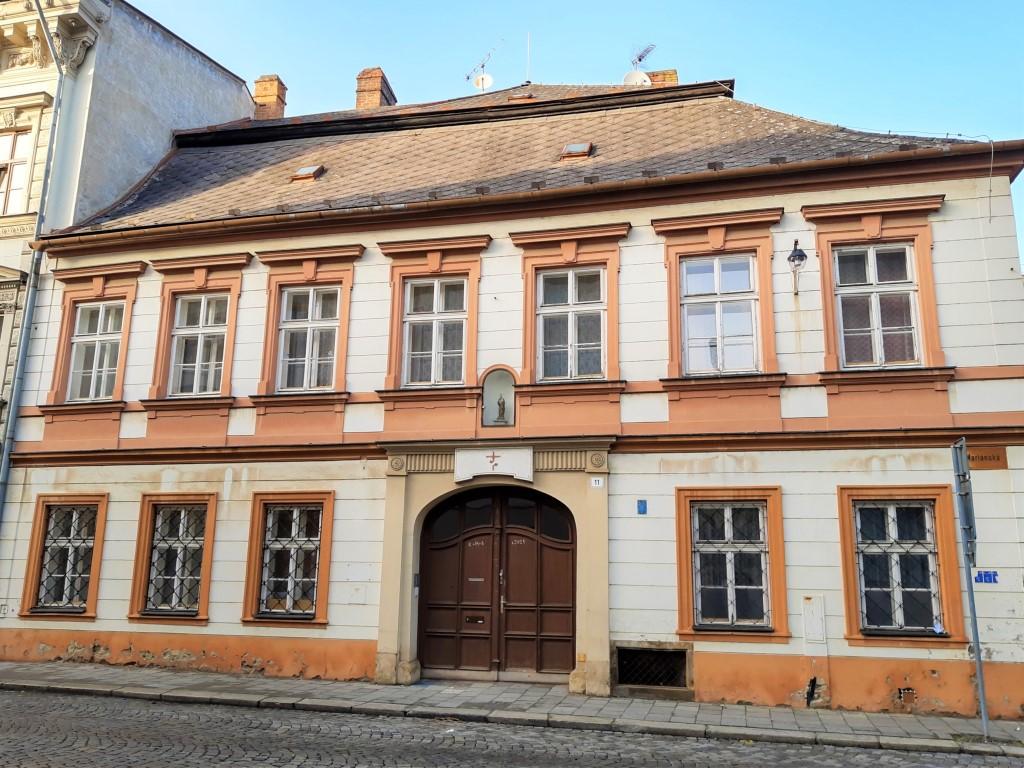 Stojanova kolej - klášter